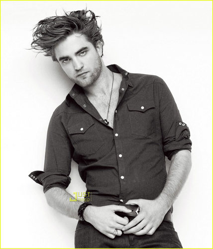 "Eventually, Robert Pattinson will face the ""Are you gay?"