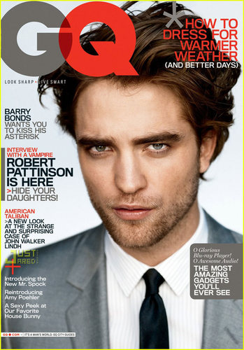 Robert Pattinson - GQ