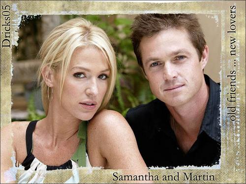 Samantha & Martin