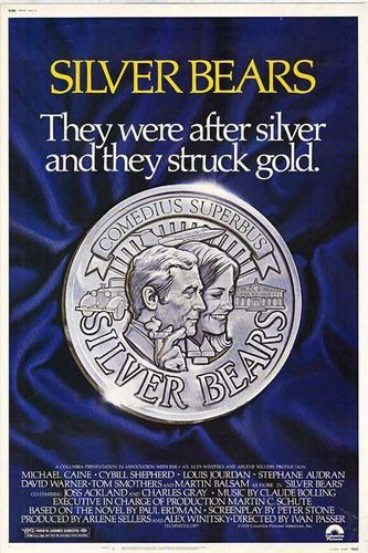 Silver Bears Movie Poster
