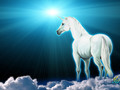 Solitair Unicorn - unicorns wallpaper
