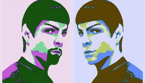Spock 2.0 graphics