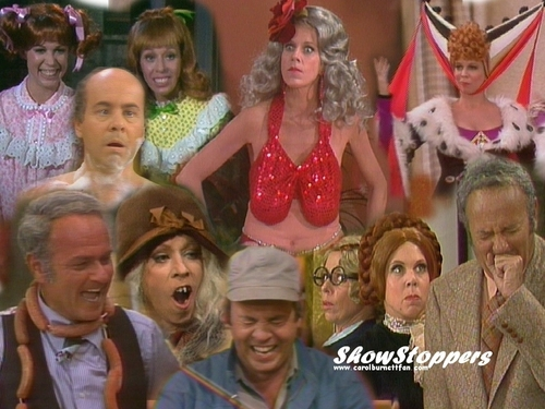 The Carol Burnett onyesha Stoppers 2