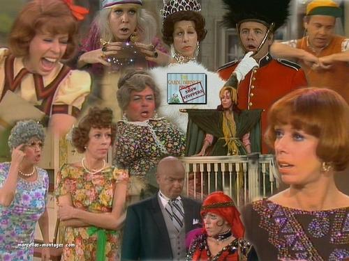The Carol Burnett onyesha Stoppers