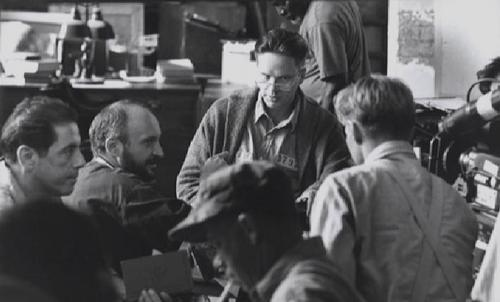 The Shawshank Redemption - On The Set