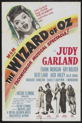 The Wizard of Oz Rare Poster