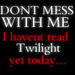 Uh.... Icons? - twilight-quotes icon