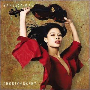 Vanessa Mae albums