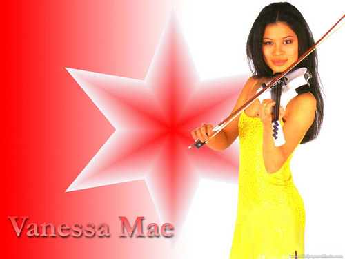 Vanessa Mae wallpapers