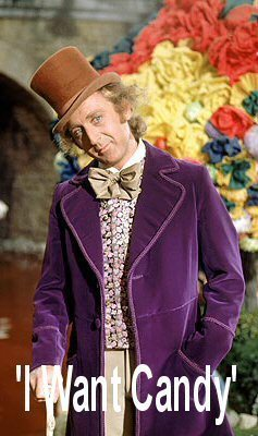 Willy Wonka and the tsokolate Factory