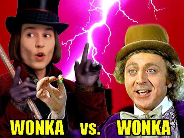 essay about willy wonka and the chocolate factory