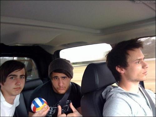Zac and Josh