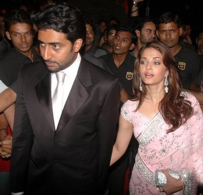 abhiash at jodhaa akbar premiere