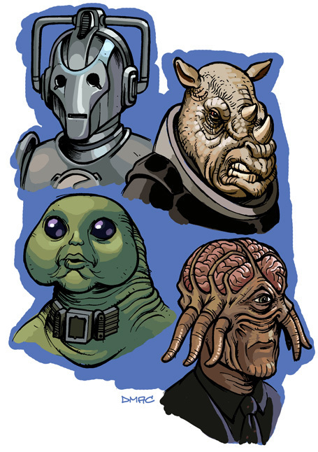the creatures of doctor - photo #47