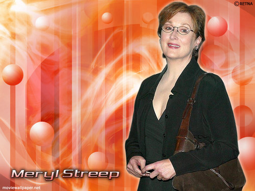 Meryl and Sandy wallpaper entitled all about meryl streep