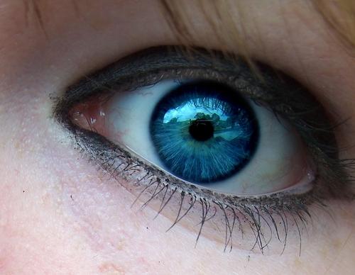 blue eyes:D