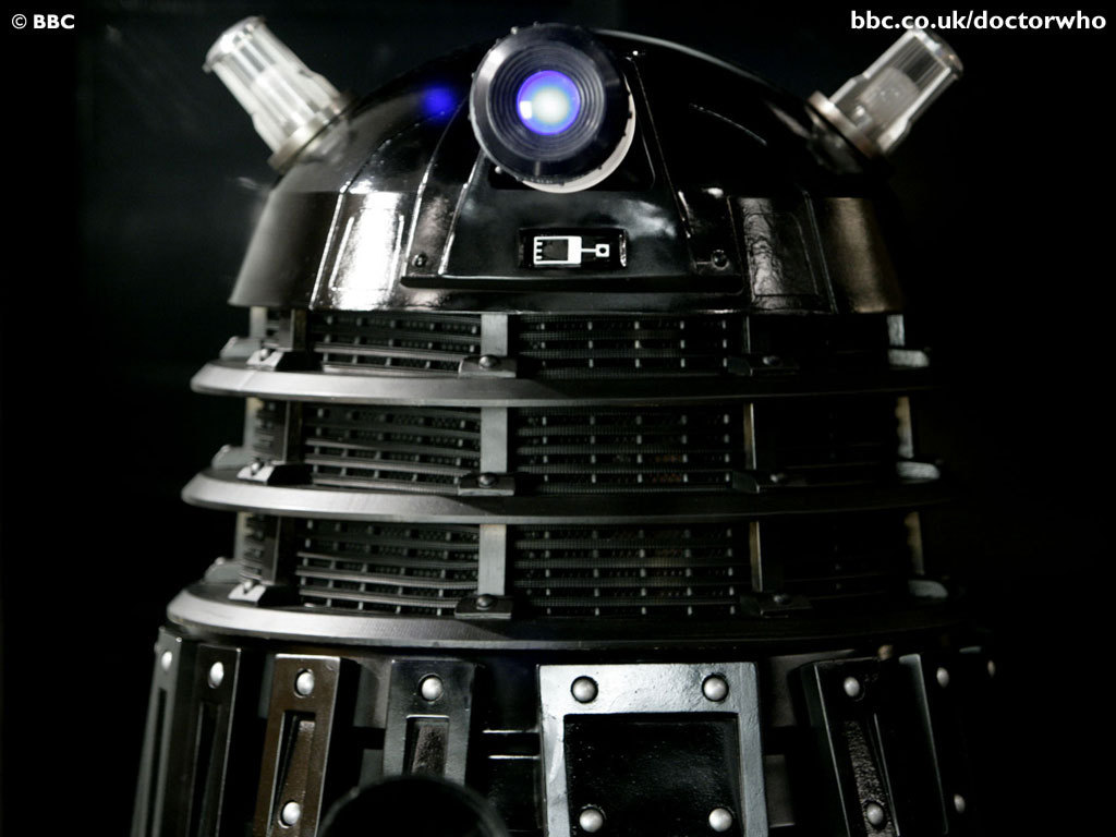 The creatures of doctor who wallpaper 4839849 - Doctor who dalek pics ...
