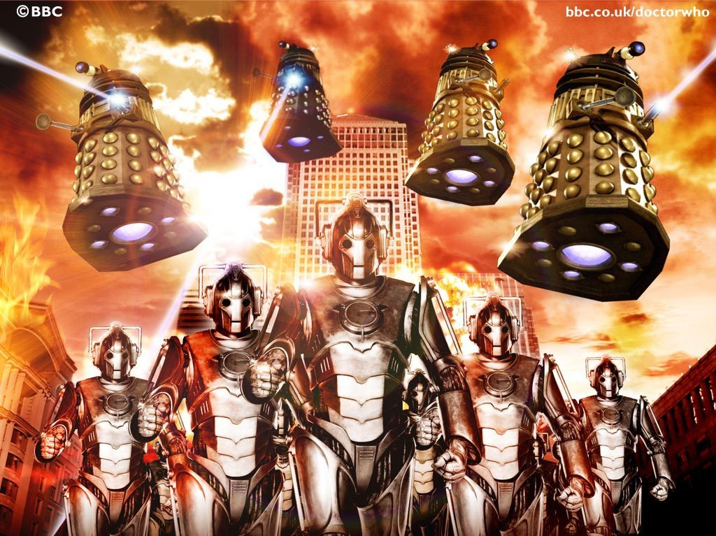 the creatures of doctor - photo #15