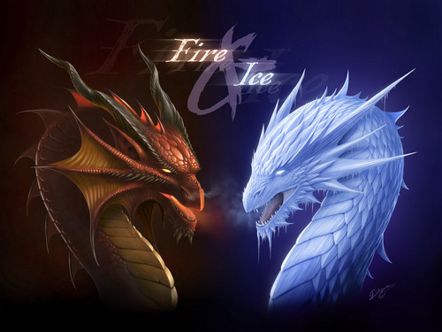 fantasy-dragon - dragons Wallpaper