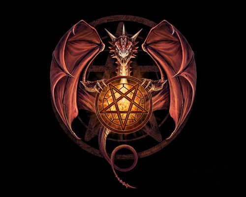 ドラゴン 壁紙 entitled fantasy-dragon