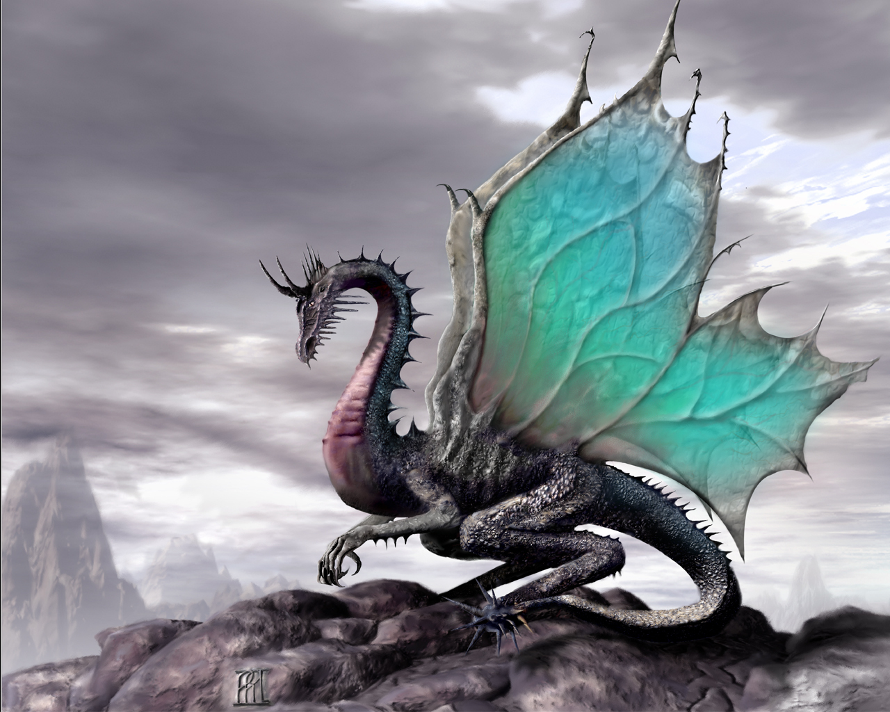 Dragons fantasy-dragon