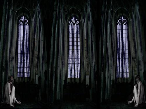 gothique fond d'écran