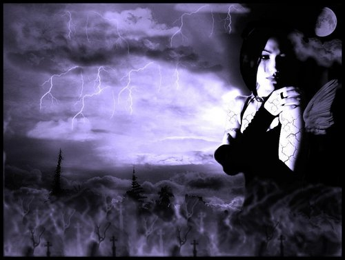 gothic wallpaper - gothic Photo