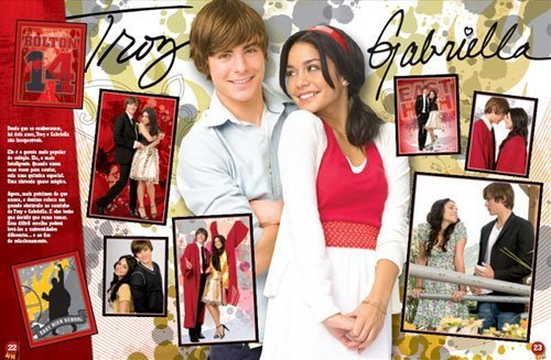 High School Musical wallpaper probably containing anime titled orkut brazil