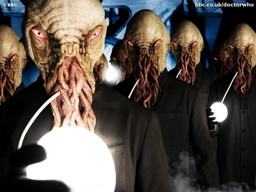 the creatures of doctor - photo #2
