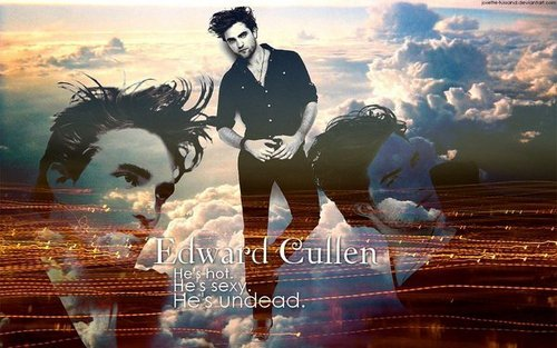 robert pattinson - twilight-series Fan Art