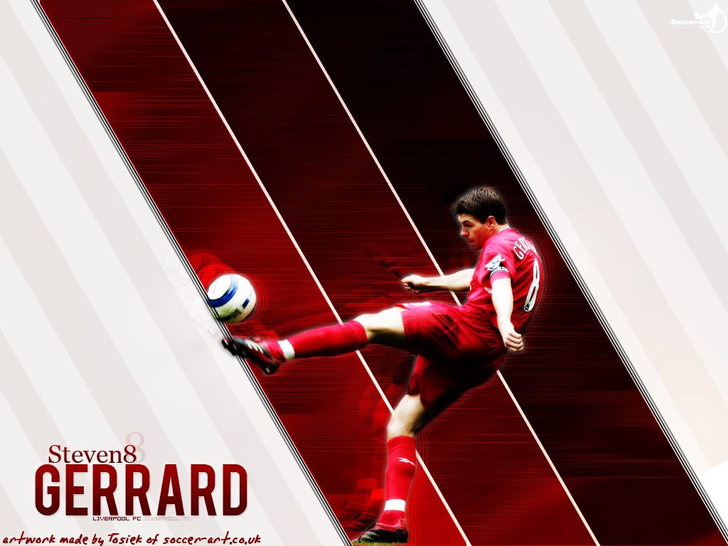 Steven Gerrard - Wallpaper Gallery