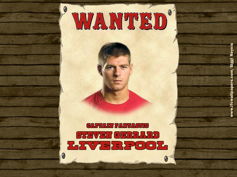 Steven Gerrard - Picture Actress