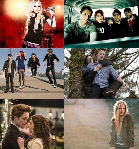 twilight, avril, paramore