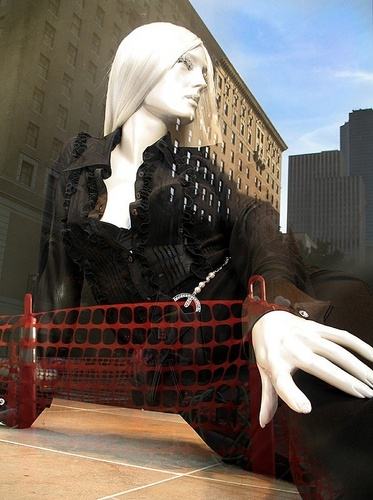 50 ft Mannequin