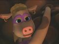 pics of abby from back at the barnyard naked