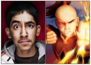 The Last Airbender fond d'écran with a portrait titled Actor and Character possibilities