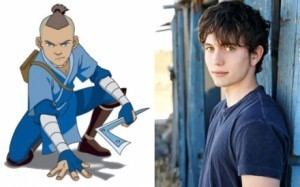 The Last Airbender wallpaper entitled Actor and Character possibilities
