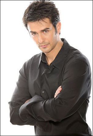 The Young and the Restless wallpaper probably containing a well dressed person titled Adrian Korbel-Eyal Podell
