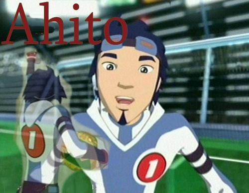 Ahito and goal