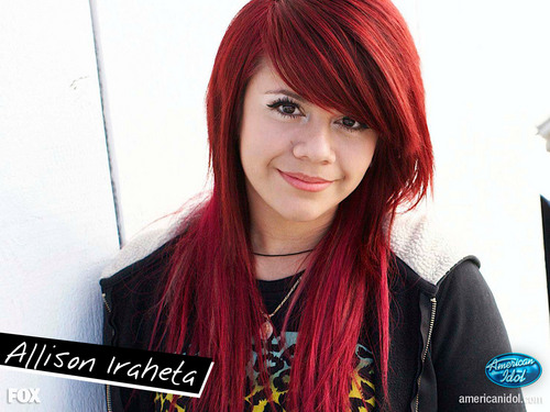 Allison Iraheta Wallpaper - american-idol Wallpaper
