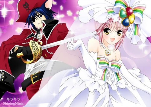 Shugo Chara wallpaper possibly with anime called Amulet Fortune and Seven Seas Treasure