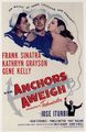 Anchors Aweigh Movie Poster - frank-sinatra fan art