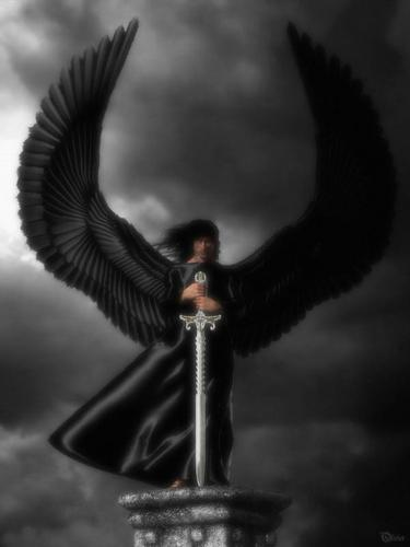 Angel of darkness