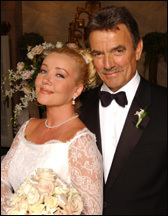 The Young And The Restless kertas dinding entitled Another Nikki & Victor wedding
