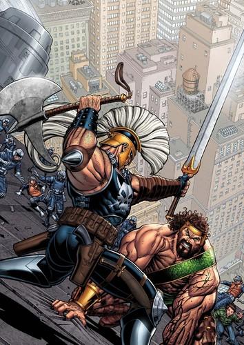 Ares Vs Hercule