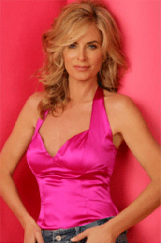 The Young And The Restless kertas dinding possibly containing a koktel dress and a makan malam, majlis makan malam dress called Ashley Abbott-Eileen Davidson
