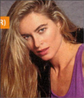 The Young And The Restless kertas dinding containing a portrait called Ashley Abbott-Eileen Davidson
