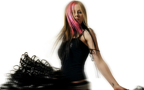 Avril lavigne - random Wallpaper