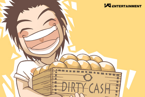 Big Bang-BANGS: Dirty Cash set ~Ssonge~