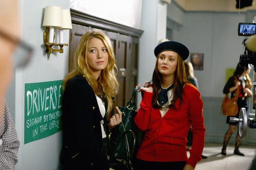 Blair Waldorf Stlls HQ (season 2)